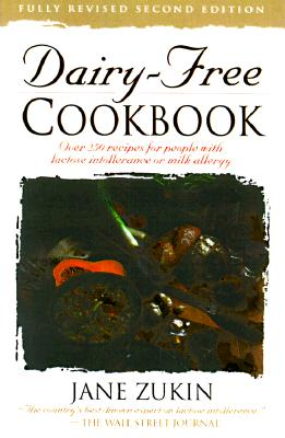 Dairy-Free Cookbook By Zukin, Jane